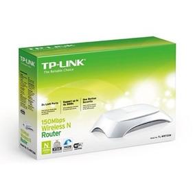 Router Inalambrico Tp-link Tl-wr720n De 150mbps