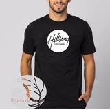 Camiseta Hilsong United Camisa Rock Gospel Ótima Qualidade!