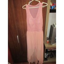 Vestido Coral Modelo Cameo Marca Company Usa.