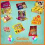 Combo Golosinas Candy Bar Para 60 Nenes - Envío Oca