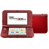 New Nintendo 3ds Xl 4gb+6 Ar Americano Original Novo