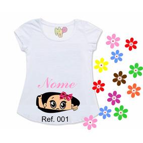 Camiseta Mamãe Gestante Grávida Mãe Personalizada Bata Blusa