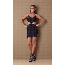 Vestido Silhueta Maria Gueixa Ref 3670 (já Com 40% Off)