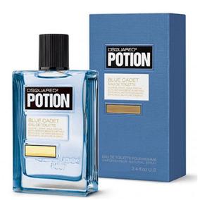 Perfume Potion Blue Cadet Masculino Eau De Parfum 50ml