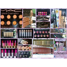 Combo De Maquillaje 20 Productos