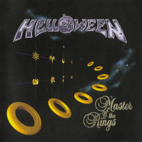 Helloween - Master Of The Rings - 2cd