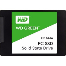 Disco Solido Ssd Western Digita 240gb Sata 3 Green 6 Gb/s