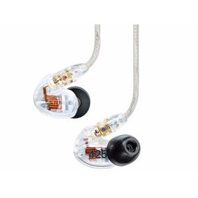 Auricular Intraural Shure Se 425 Cl (clear Profesional)