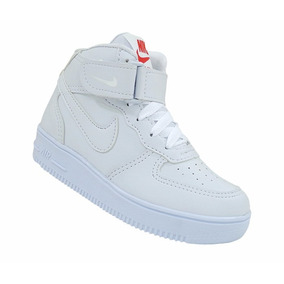 Tênis Infantil Nike Air Force 1 Mid
