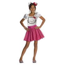Hello Kitty Vestido Tutú Niño Traje - Pequeña