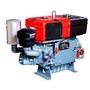 Motor Estacionário A Diesel Partida Manual 30 Hp Toyama