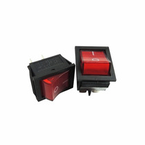 Switch Apagador Con Luz Para Maquinitas Y Rockolas 1 Pz