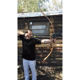 Longbow Imitación Cedro, 54 Lbs, Gatillo+mira+carcaj+flechas