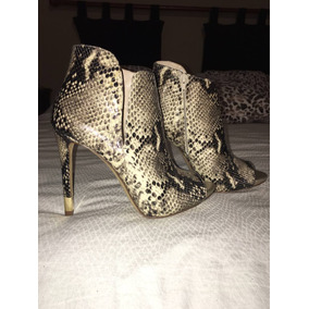 Hot Sale Botas Animal Print Guess