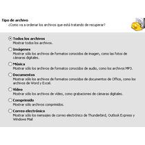 Recupera Facil Archivos Borrados De Disco Duro O Usb