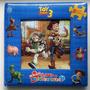 Toy Story 3 Libro Incluye 5 Rompecabezas