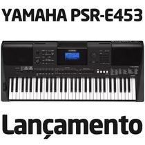 Teclado Musical Arranjador Yamaha Psr-e453 + Fonte Grátis