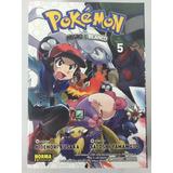 Manga Pokemon Negro Y Blanco #5