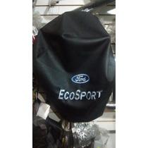 Funda Cubre Llanta Refaccion Tacto Piel Ford Ecosport Todas