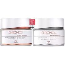 Natura Chronos Gel Creme Antissinais Firmeza E Radiância 45+