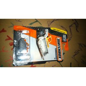 Matchbox Mini Dozer Orange Mbx Construction Lyly Toys