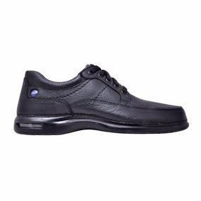Zapato De Cuero Hush Puppies Acordonado 39 Al 45