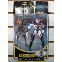 Bat Attack Batman Legends Of The Dark Knight Kenner