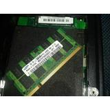 Memoria Notebook Ddr2 Apartir De 50,00 Retira No Cabula