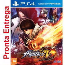 The King Of Fighters Xiv 14 Ps4 Midia Fisica Pronta Entrega