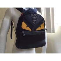 Mochila Backpack Fendi Monster