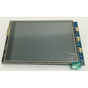 Lcd 3.2 Display Touch Raspberry Pi3 Pi 3 Tft 320x240 +caneta
