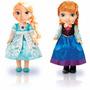 Muñecas Elsa Y Anna Frozen Las 2 Cantan Español Exclusivas