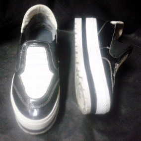 Zapatillas Mujer Plataforma Alta Edwin Guerra