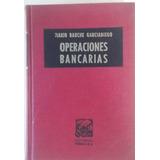 Operaciones Bancarias Mario Bauche Garciadiego Usado