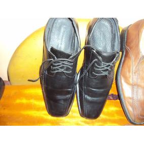 Zapatos De Vestir Newport Usados Buen Estado Talla 42 Cuero