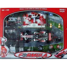 Kit Carro De Fórmula 1 - A Fricção - Fênix