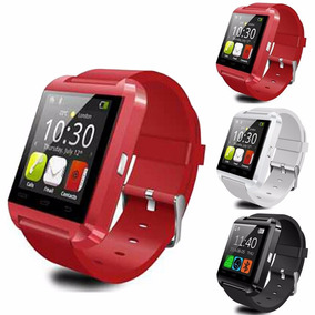 Reloj Inteligente Smartwath U8 Android Ios Iphone Bluetooth