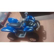 Cuatrimoto Yamaha Raptor 12volts Azul