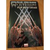 Marvel Comics Wolverine Old Man Logan Tapa Dura Esp Latino
