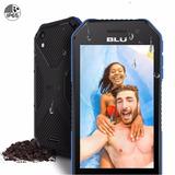 Smartphone Blu Tank Xtreme 4.0 T470l Dual 3g Prova Dágua