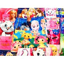 50 Calcinha Shortinho Box Infantil Sublimada Frente E Costas