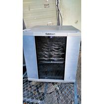 Refrigerador Enfriador De Botellas Vinos Cuisinart