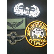 Parche Militar Fuerza Aerea Gafe Paracaidista Fuerzas Esp