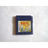 Pokemon Gold Original Nintendo Gameboy Color Version Japan