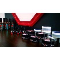 Kit Shampoo+oleo+pomada Barber Shop Dia Dos Pais Modernos