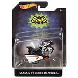 Hot Wheels Retro Classic Tv Series Batcycle No Subasta