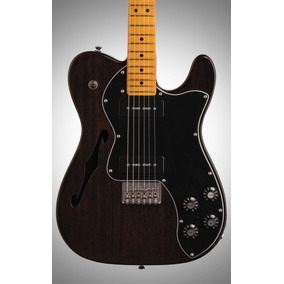 Fender Telecaster Thiline Deluxe Moder Player P90 - Mn