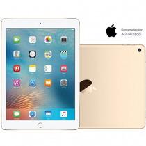 Tablet Apple Ipad Pro Wi-fi 128gb Dourado Ios 9 Tela 12,9