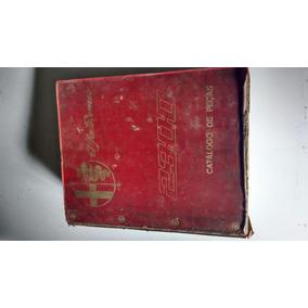 Catalogo De Peças Alfa Romeo 2300 Original!