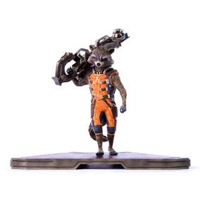 Rocket Raccoon Guardians Of The Galaxy - 1/10 - Iron Studios